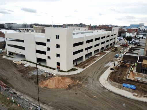 Florence County Parking Garage
